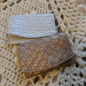 Handbags - **Free with Bundle*GOLD ONLY*** Wallet card holder